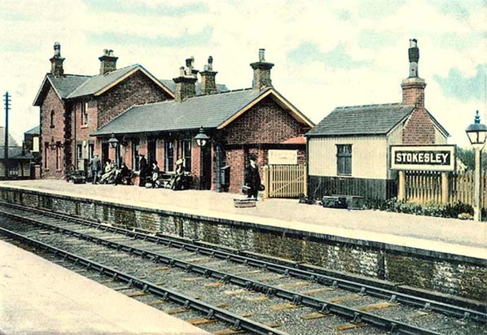 Stokesley-Station