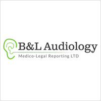 B & L Audiology Logo