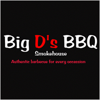 Big Ds BBQ Logo