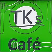 TKs Cafe Logo