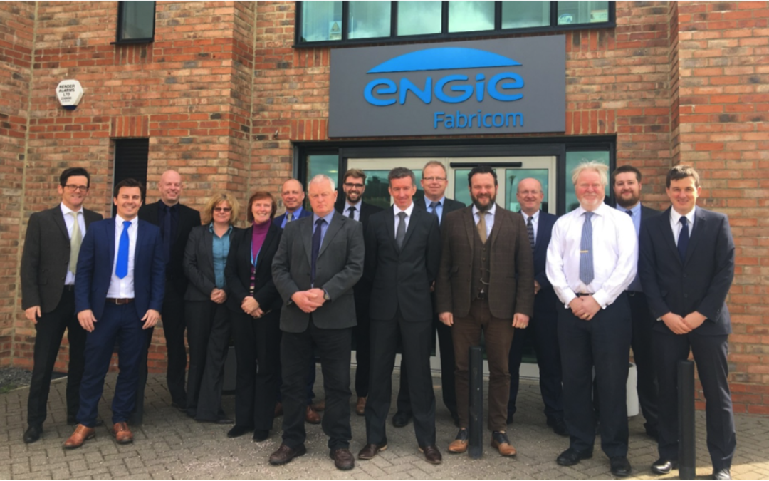 ENGIE Fabricom team expands in North East; Terry Dicken Business Park base grows following recent project successes