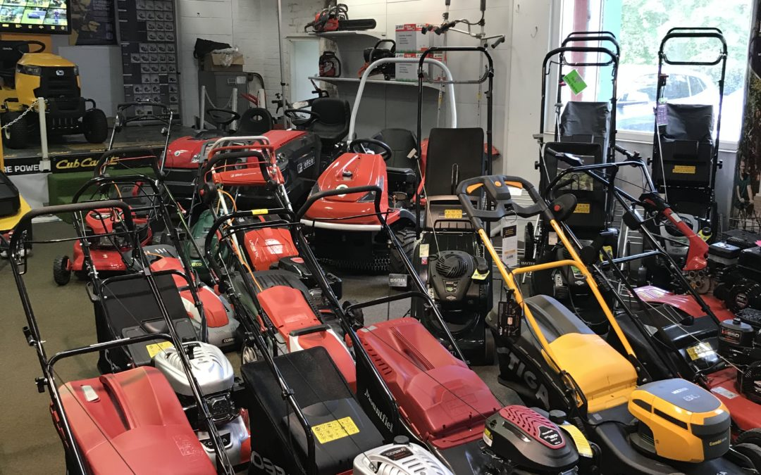 Feature Friday: Stokesley Lawnmower Services