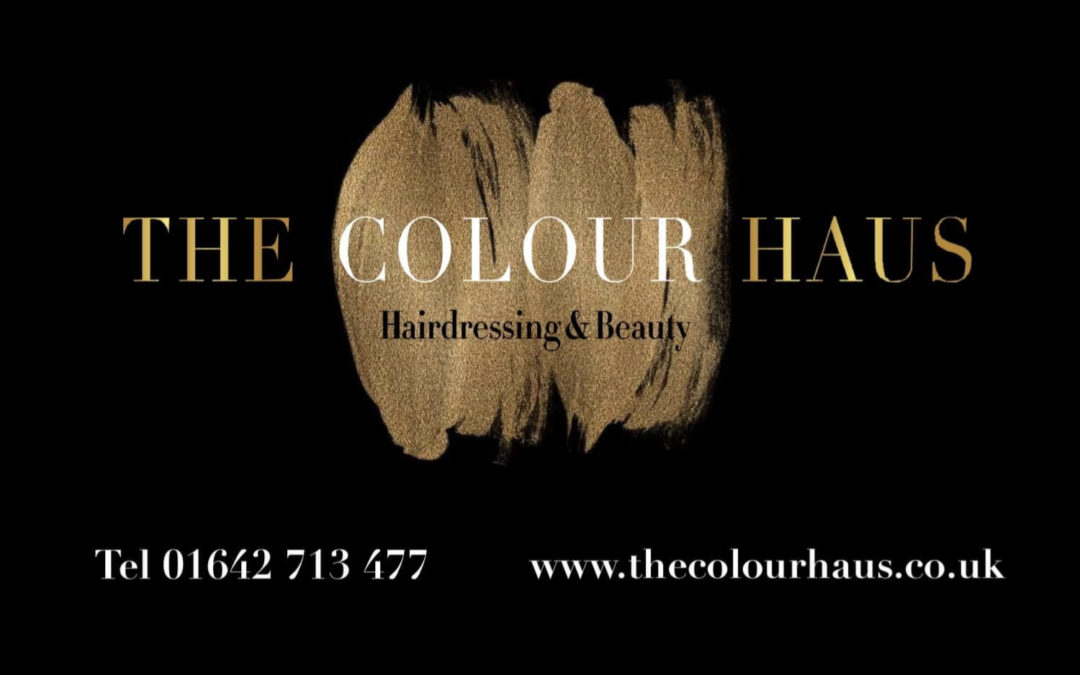 The Colour Haus Ltd Hairdressing & Beauty, shines a new light on the business park