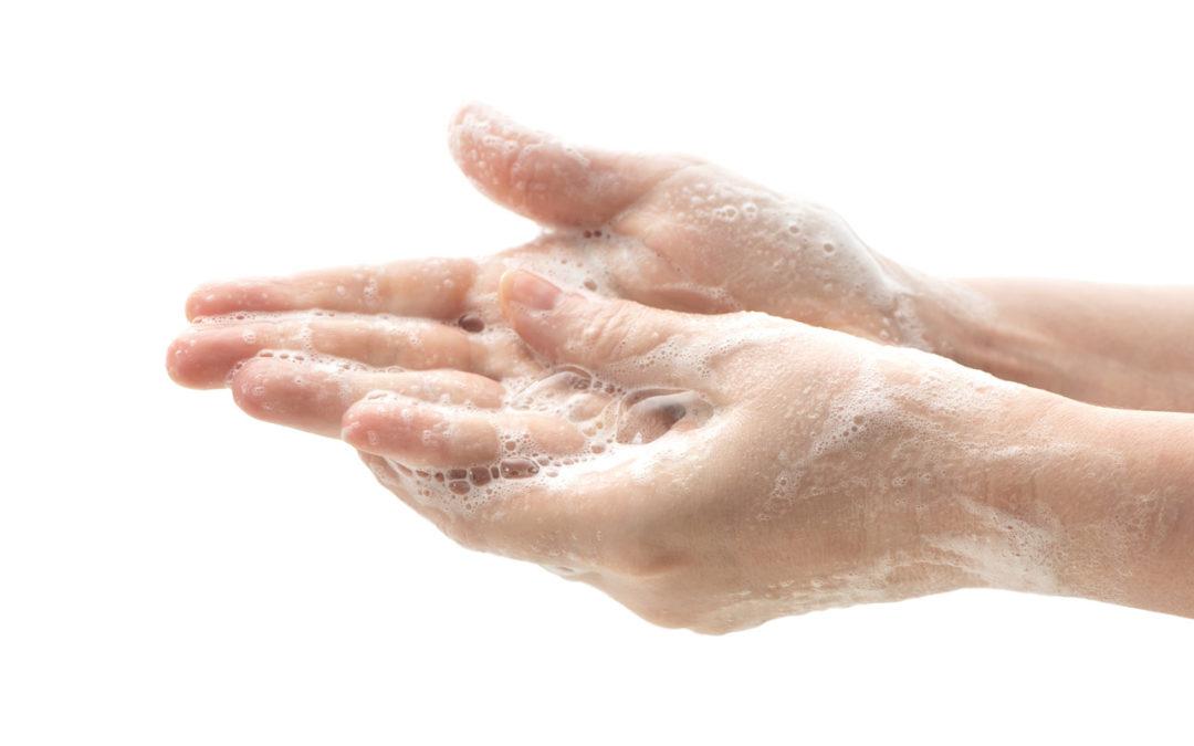 Spirit Of Captain Cook float their new Hand Sanitiser