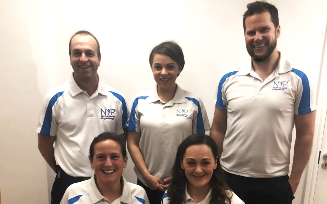 Feature Friday Rewind: North Yorkshire Physiotherapy