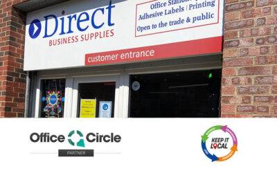 Feature Friday Rewind: Direct Business Supplies