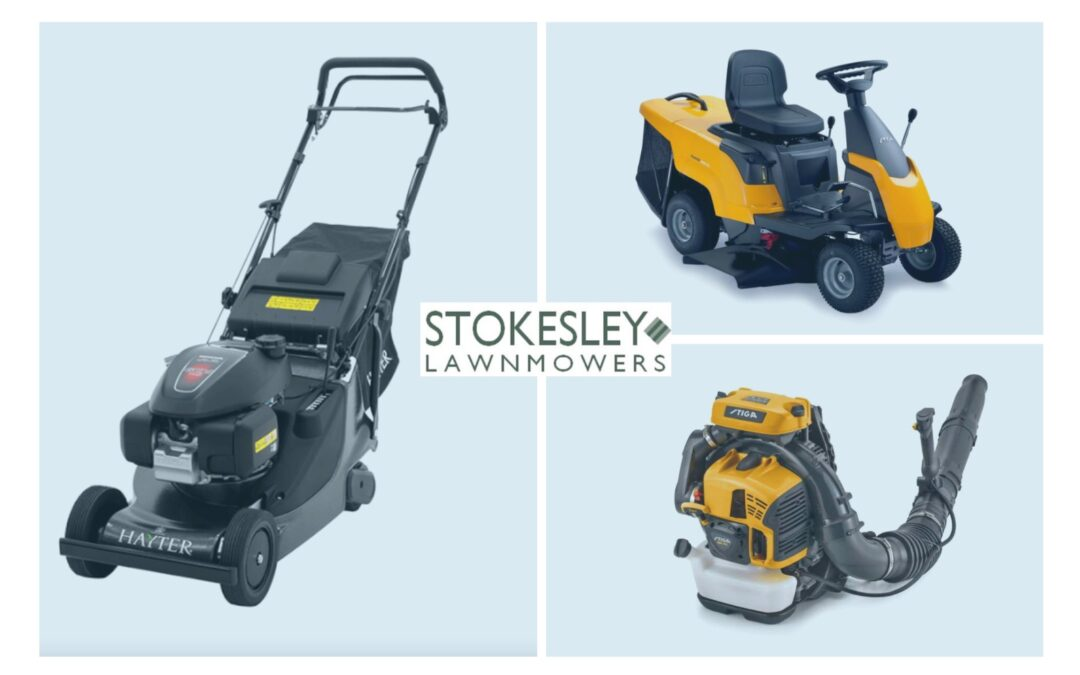 Feature Friday Rewind: Stokesley Lawnmowers