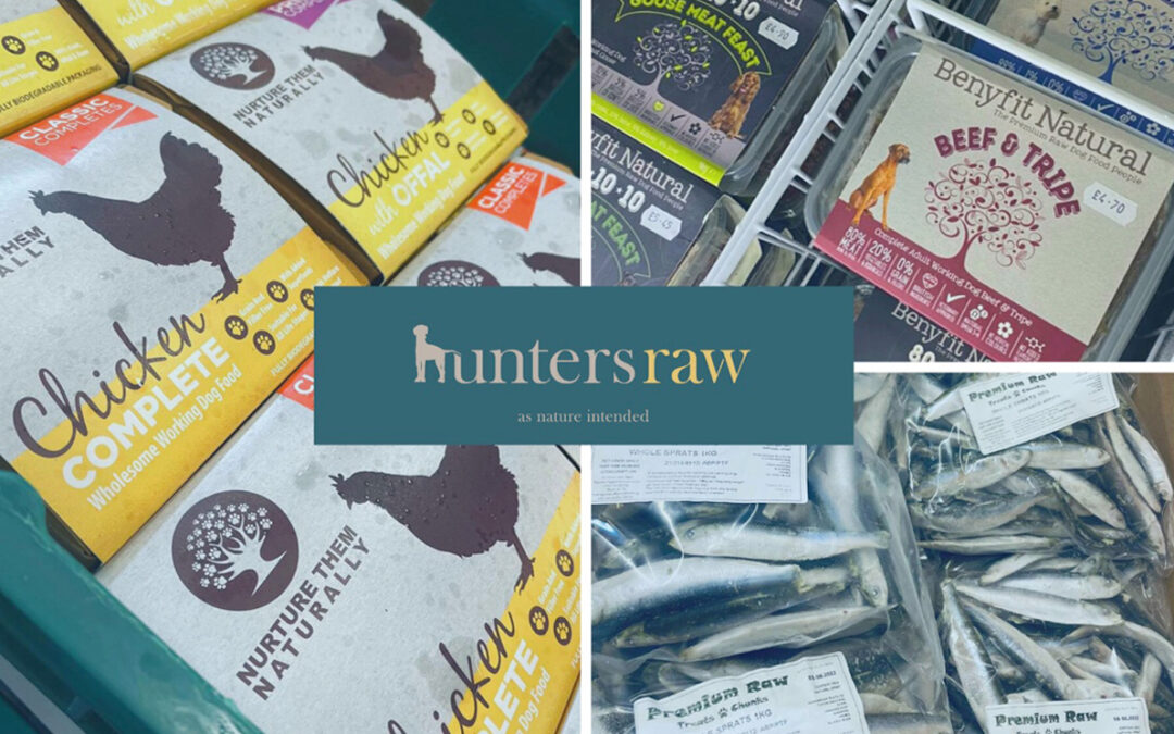 Feature Friday: Hunters Raw